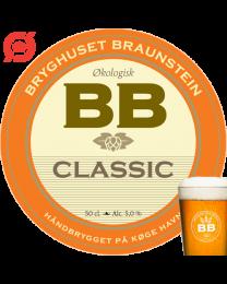 BRAUNSTEIN CLASSIC 4,9% - 20 LITER