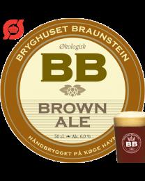 Braunstein Økologisk Brown Ale - 6,5%