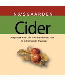 Næsgaarden Æble Cider 4,5% - 20 liter