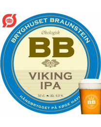 Braunstein Økologisk India Pale Ale - 6,5%