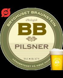 BRAUNSTEIN PILSNER 4,9% - 20 LITER